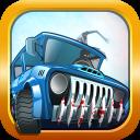 Stickman Racer: Survival Zombie