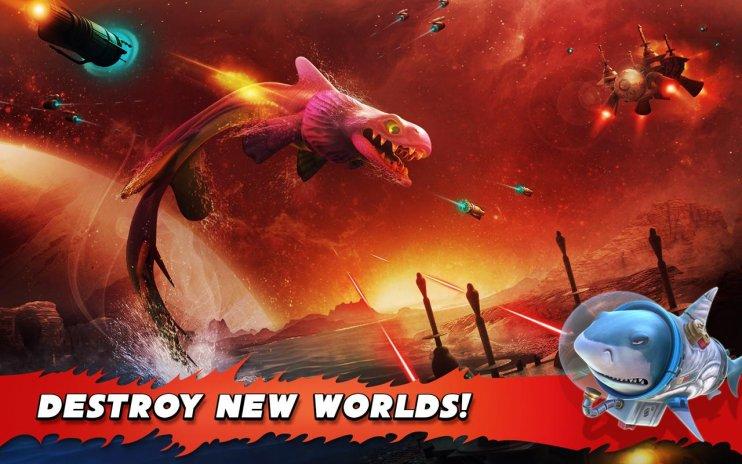 Hungry Shark Evolution Mod 4 8 0 Laden Sie Apk Fur Android