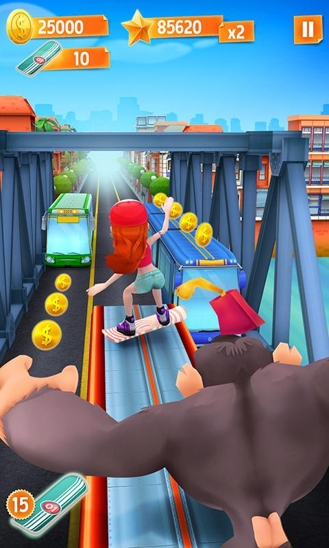 Bus Rush screenshot 2