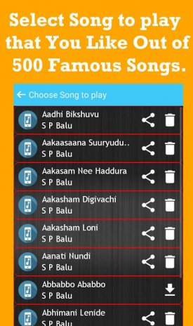SP Balu Telugu Audio Songs 1 4 Download APK for Android