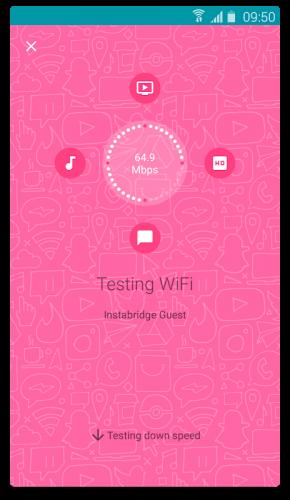 Free WiFi by Instabridge screenshot 3