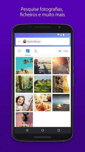 Yahoo Mail - Organize-se screenshot 4