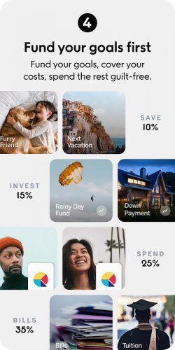 Qapital: Stretch or build emergency savings easily screenshot 8