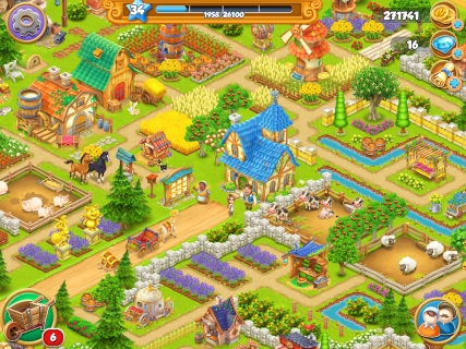 Village and Farm screenshot 12