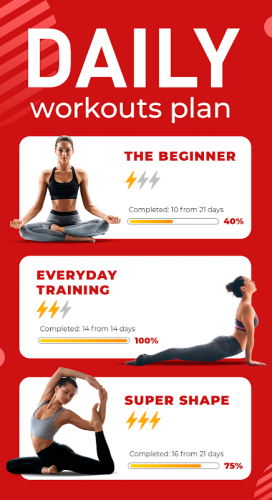 Yoga for weight loss -Lose weight in 30 days plan screenshot 3