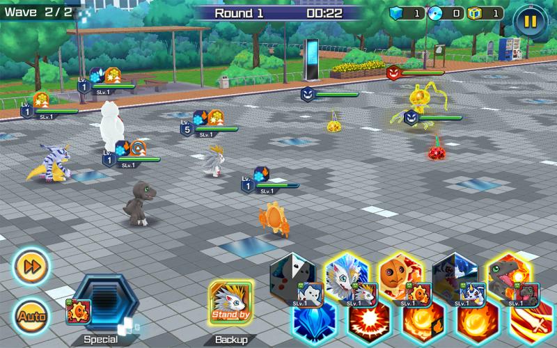 DIGIMON ReArise screenshot 3