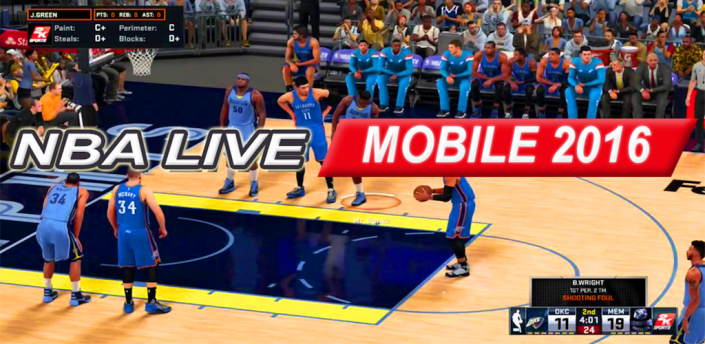 nba live mobile 18 android apk
