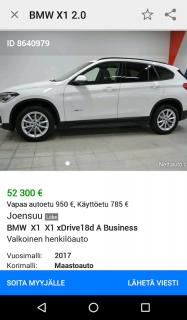 Nettiauto screenshot 3