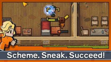 The Escapists 2: Pocket Breakout Screen