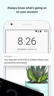 N26 – The Mobile Bank screenshot 3