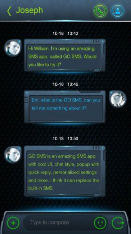 GO SMS SECRET THEME 1 0 Download APK for Android - Aptoide