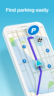 Waze - GPS, Maps, Traffic Alerts & Sat Nav screenshot 9