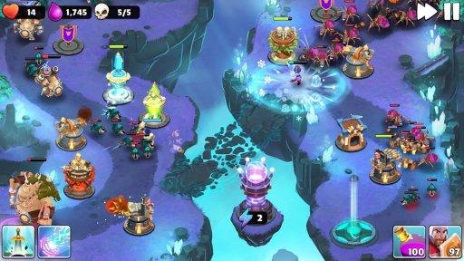 Castle Creeps TD screenshot 13