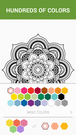 Libro de colorear para adultos 1.5.1 Descargar APK para Android ...