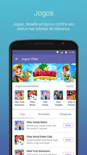 Viber screenshot 4