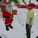 Crime Santa