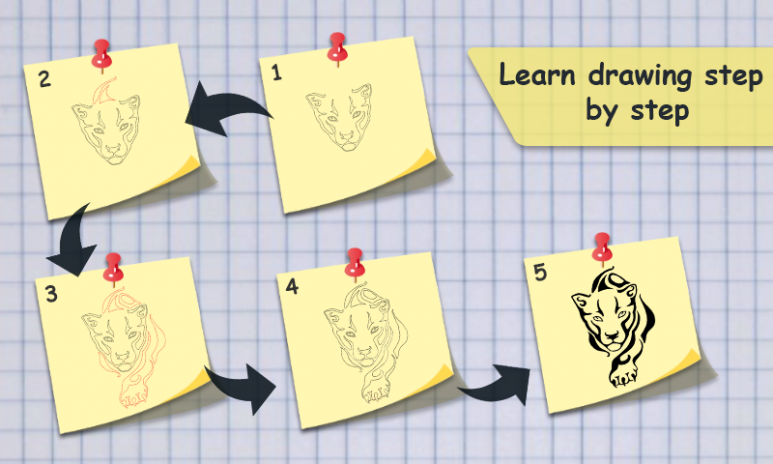 How To Draw Tattoo Learning 12 Download Apk For Android Aptoide