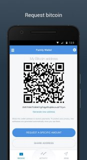 Copay Bitcoin Wallet screenshot 4