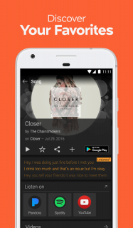 SoundHound ∞ Music Search screenshot 2