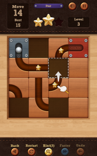 Roll the Ball� - slide puzzle screenshot 9