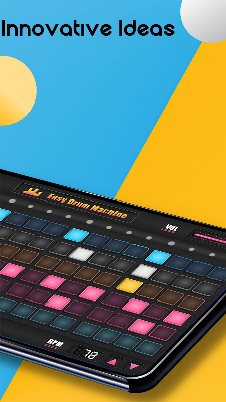 Easy Drum Machine - Beat Machine & Drum Maker screenshot 2