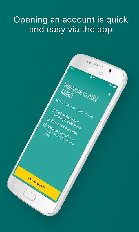 ABN AMRO Mobiel Bankieren screenshot 5
