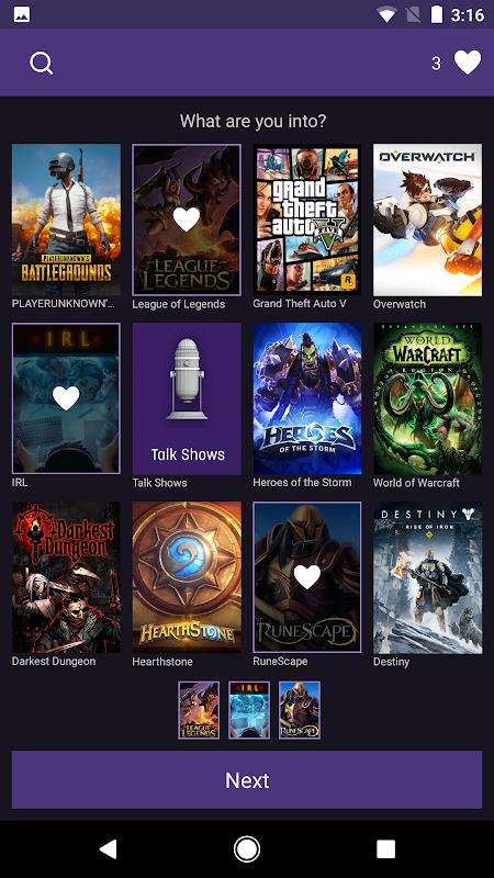 Twitch screenshot 9