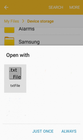 Text file editor - txtFile 2 7 Download APK for Android