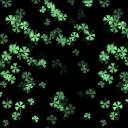 4 Leaf Clovers Live Wallpaper