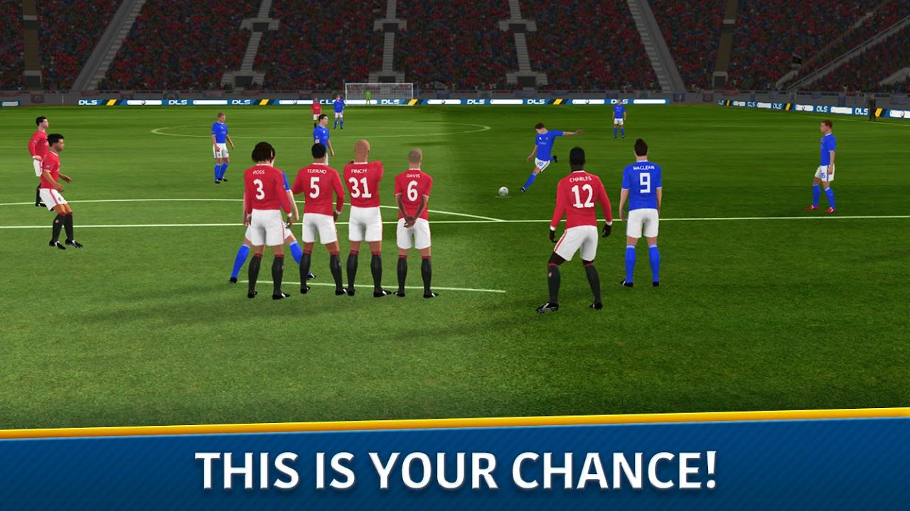 Dream League Soccer 2017 screenshot 1