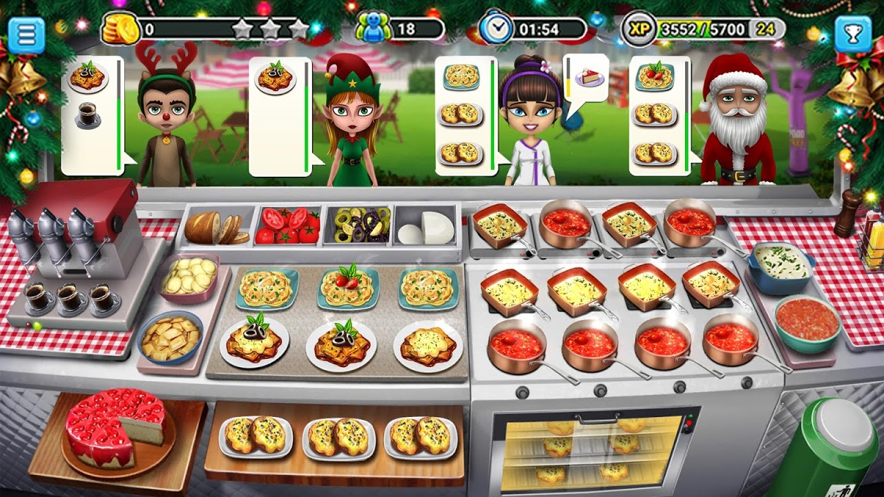 jeux de cuisine sur uptodown