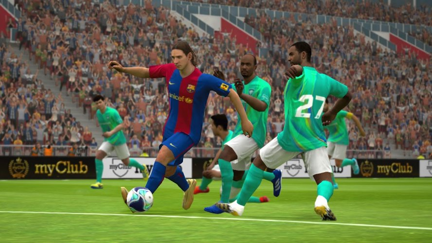 eFootball PES 2021 screenshot 11