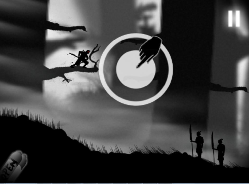 Dead Ninja Mortal Shadow screenshot 2