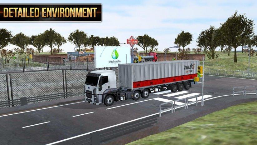 euro truck simulator 2018 europe apk download
