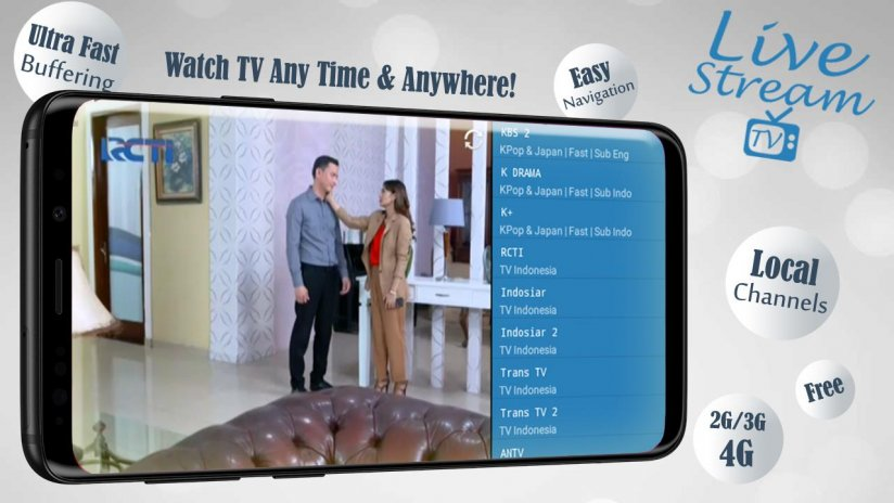 live stream tv apk for android