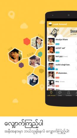 BeeTalk Myanmar 2 3 0 Download APK for Android - Aptoide