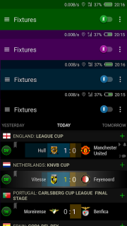 Live Scores Soccer Center screenshot 8