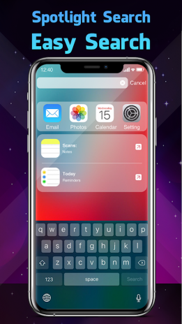 Phone 11 Launcher Os 13 Ilauncher Control Center 574