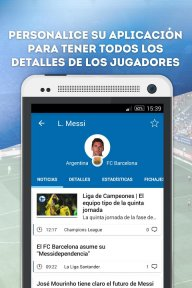 Fichajes fútbol: mercado, resultados, directo screenshot 5
