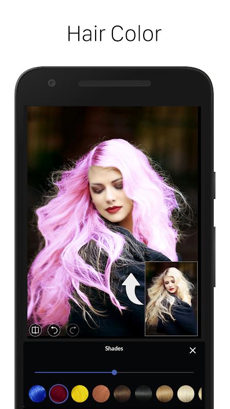 LightX Photo Editor & Photo Effects screenshot 5