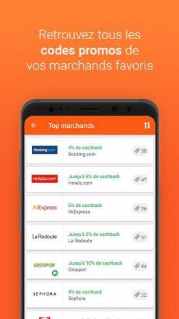 2f54f48d5941dc iGraal - Gutscheine   Cashback 2.10.6 Laden Sie APK für Android ...