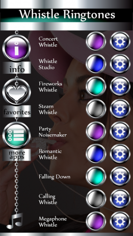 Whistle Ringtones 1 6 Download APK for Android - Aptoide