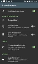 Screen Recorder - NO ROOT Screenshot
