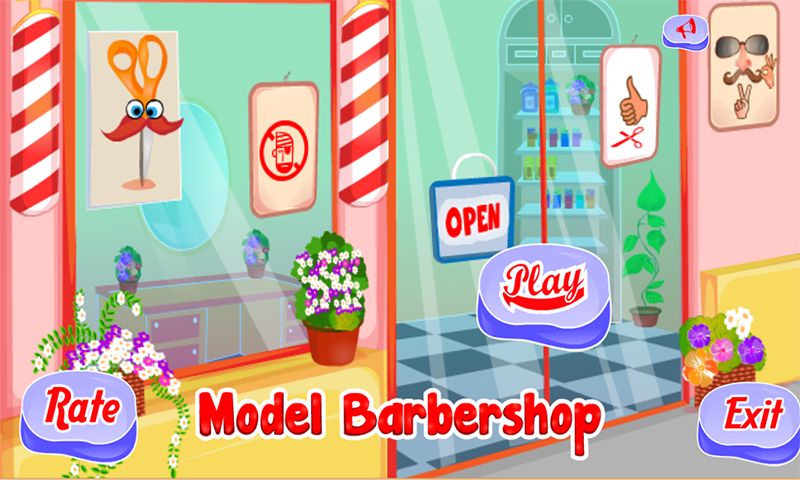 free download barber shop games