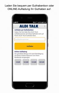 ALDI TALK screenshot 3