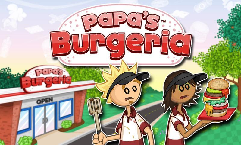 Jeux de papa louie burgeria - Jeux de cuisine papa louie pancakeria ...
