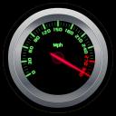 Tachimetro per Velocità e RPM