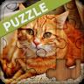 Cats jigsaw puzzles Иконка