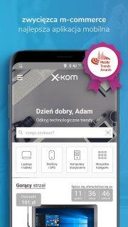 x-kom – inteligentny wybór screenshot 1