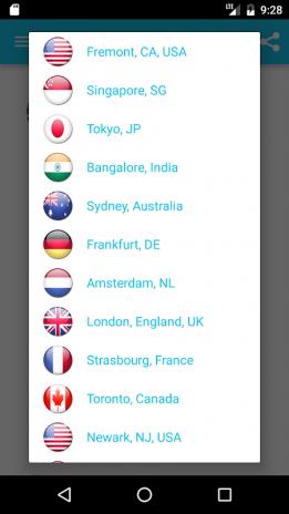 Super VPN - Best Free Proxy 6 5 APK دانلود برای اندروید